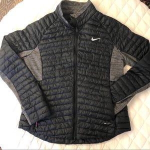 "Nike Golf ""aeroloft"" synthetic fill jacket"